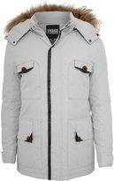 Urban Classics Men's TB575 Down Parka Coat