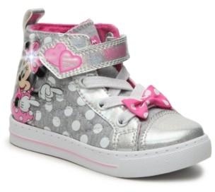 Disney Minnie High-Top Sneaker - Kids'