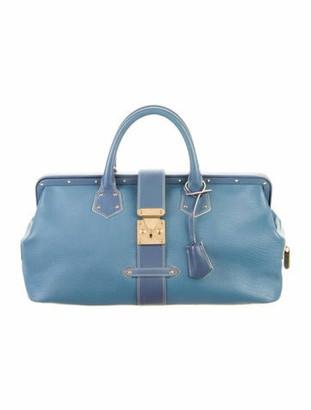 Louis Vuitton Suhali L'Ingenieux GM Handle Bag brass