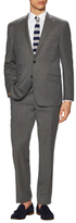 Kenneth Cole New York Wool Birdseye Notch Lapel Suit