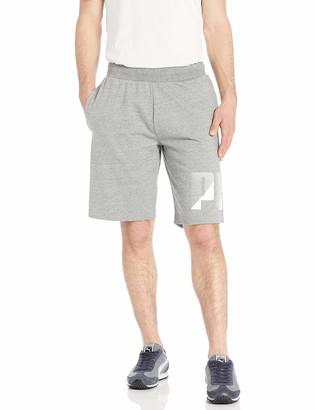 Puma Men's Summer Logo Shorts