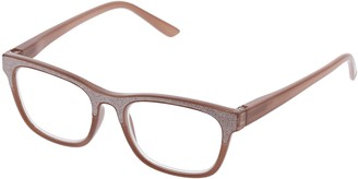 Peepers Women's Foxy Mama-Taupe Reading Glasses 49 mm