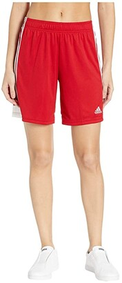 adidas Tastigo '19 Shorts (Power Red/White) Women's Shorts