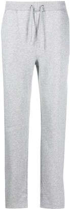 Karl Lagerfeld Paris Cotton-Blend Track Pants
