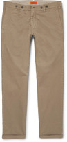 Barena - Rampin Stino Stretch-cotton Twill Trousers