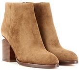 Alexander Wang Gabi Suede Ankle Boots