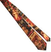 Retro a Go Go Dangerous Dames Pin Up's Men's Neck Tie