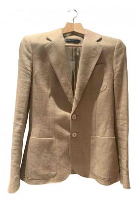 Ralph Lauren Beige Silk Jackets
