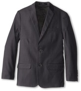 Calvin Klein Kids - Fine Line Twill Jacket Boy's Jacket