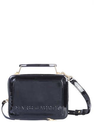 Marc Jacobs The Patent Box Bag