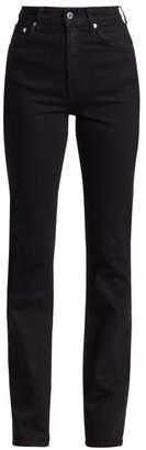 Helmut Lang Under Construction Femme High-Rise Bootcut Jeans