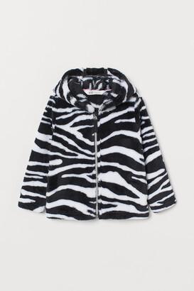 H&M Faux Shearling Jacket