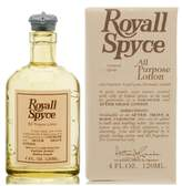 Royall Fragrances Royall Spyce Of Bermuda Cologne by for Men. All Purpose Lotion Splash 4.0 Oz / 120 Ml.
