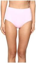 Kate Spade Plage Du Midi High Waist Bikini Bottom Women's Swimwear