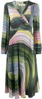 Diane von Furstenberg Natalie wrap dress