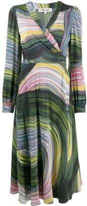 Diane von Furstenberg Natalie wrap dress