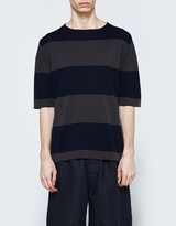 Margaret Howell Bold Stripe T-Shirt