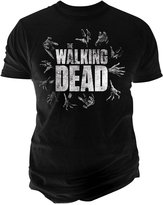 Changes Men's The Walking Dead Graphic-Print T-Shirt