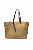 Foley + Corinna E/W Tote in Goldstone