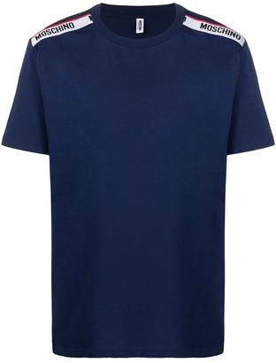 Moschino loungewear round neck T-shirt