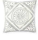 Serena & Lily Camille Diamond Medallion Pillow Cover