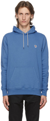 Paul Smith Blue Zebra Hoodie