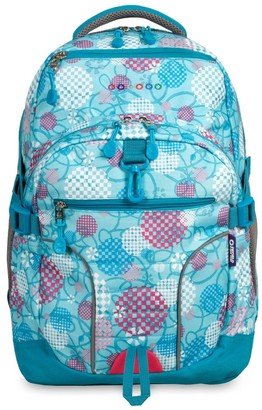 """J World 19.5"""" Atom Multi-Compartment Laptop Backpack -"""