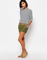Vero Moda Belted Cargo Shorts