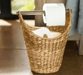 Pottery Barn Perry Paper Holder - Savannah Weave