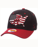 Zephyr Kids' Alabama Crimson Tide United Adjustable Cap