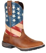 "Rocky Women's 10"" LT Flag Western Boot RKW0222"