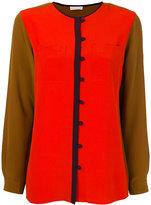 Etro placket buttoned blouse