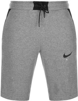 Nike Air Slim Fit Shorts Grey