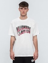 Billionaire Boys Club Blazing Curve Logo T-Shirt