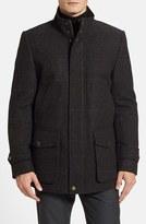 Vince Camuto Men's 'Shetland' Luxury Wool Coat