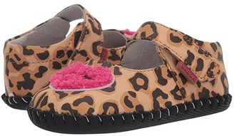pediped Sweetie Originals (Infant) (Leopard) Girl's Shoes