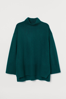 H&M H&M+ Turtleneck Sweater