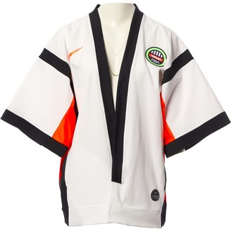 Nike X Ambush White Cotton Jackets
