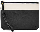 Fossil Keely Colorblocked Wristlet
