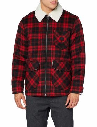 Lee Men's Wool Loco Sherpa' Jacket