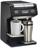 Hamilton Beach Hamlton Beach FlexBrew®; Dual Single-Serve Coffeemaker - Black - 49998