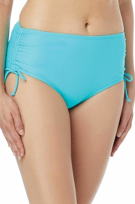 Beach House Women's Hayden High Waisted Bikini Swimsuit Bottom with Adjustable Side Ties