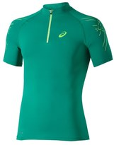 Asics Men's 1/2 Zip Running T-Shirt