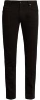 Fendi Embellished Slim-leg Jeans