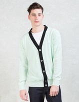 Marc Jacobs Tipping L/S Cardigan