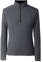 Classic Men's Fleece Half-zip Pullover-Iron Heather
