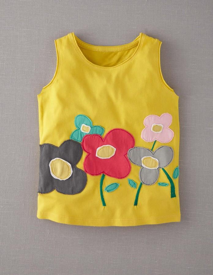 Boden Fab Flower Vest