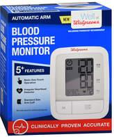 Walgreens Auto Arm Blood Pressure Monitor 2016