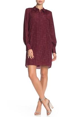 Joie Amaranda Silk Shirt Dress