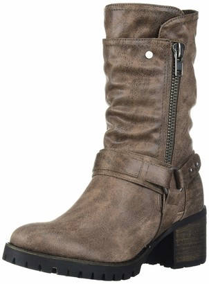 Carlos by Carlos Santana Women's Georgina Mid Calf Boot